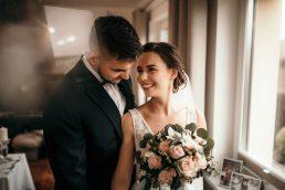 Ślub w Gościńcu Dla Przyjaciół - historia Asi i Konrada 1