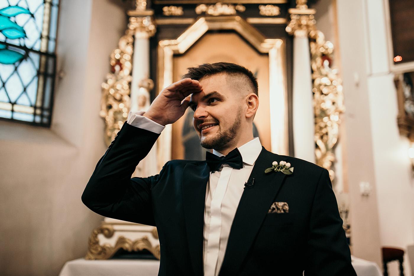 Ślub w Gościńcu Dla Przyjaciół - historia Asi i Konrada 63