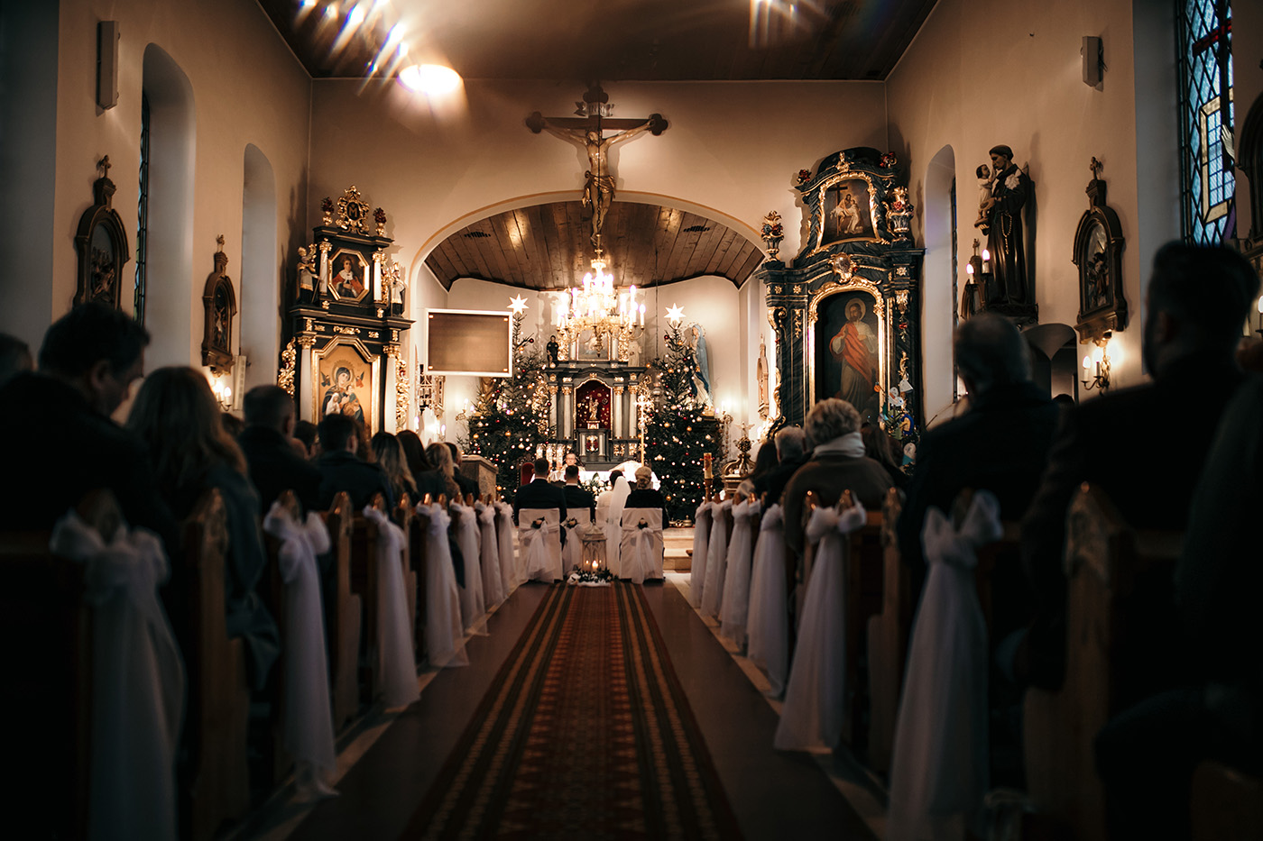 Ślub w Gościńcu Dla Przyjaciół - historia Asi i Konrada 69