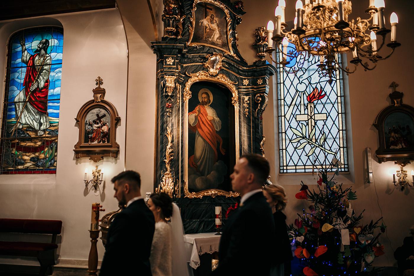 Ślub w Gościńcu Dla Przyjaciół - historia Asi i Konrada 70