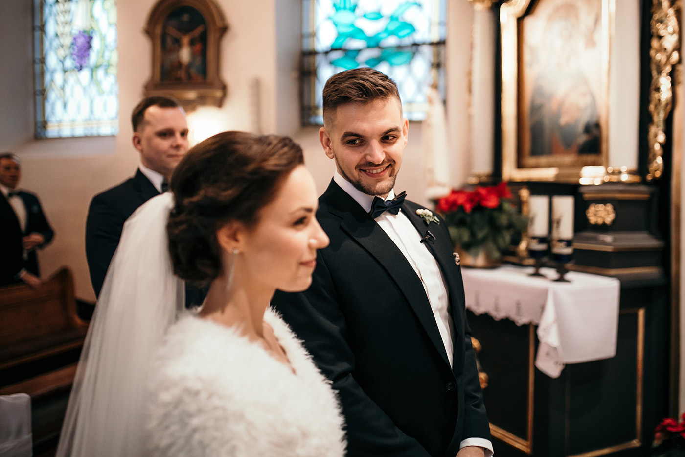 Ślub w Gościńcu Dla Przyjaciół - historia Asi i Konrada 72