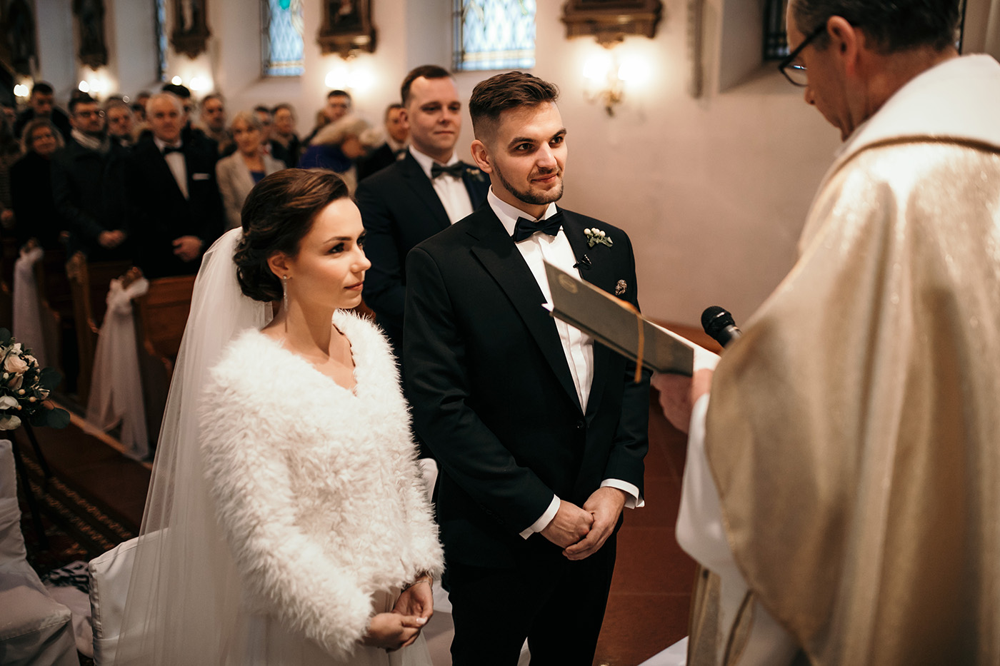 Ślub w Gościńcu Dla Przyjaciół - historia Asi i Konrada 73