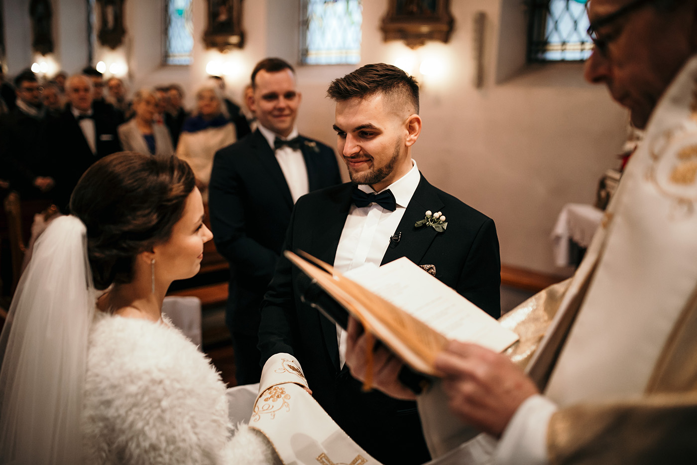 Ślub w Gościńcu Dla Przyjaciół - historia Asi i Konrada 78
