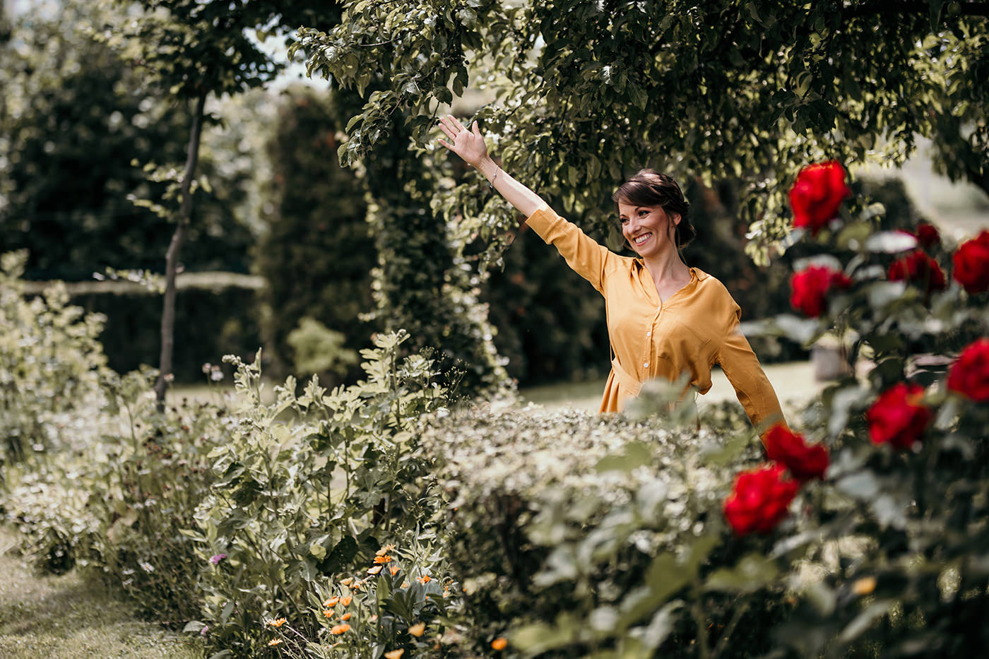 Rustykalne wesele - Magnoliowy Dwór 14