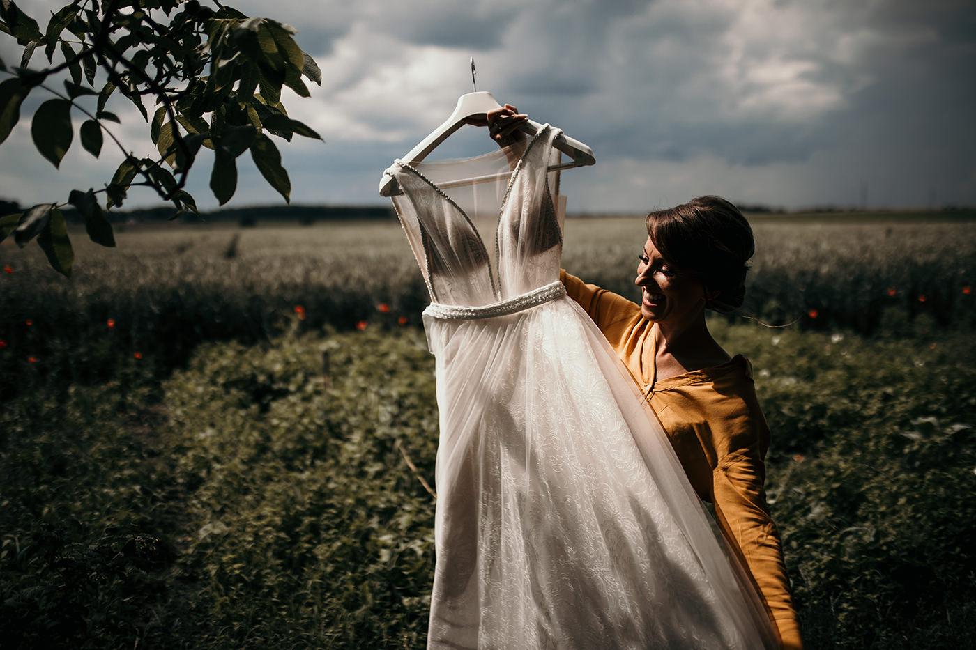 Rustykalne wesele - Magnoliowy Dwór 17