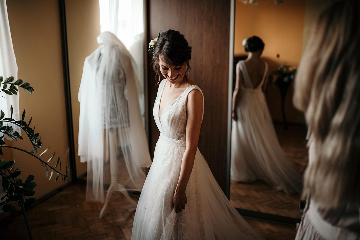 Rustykalne wesele - Magnoliowy Dwór 21