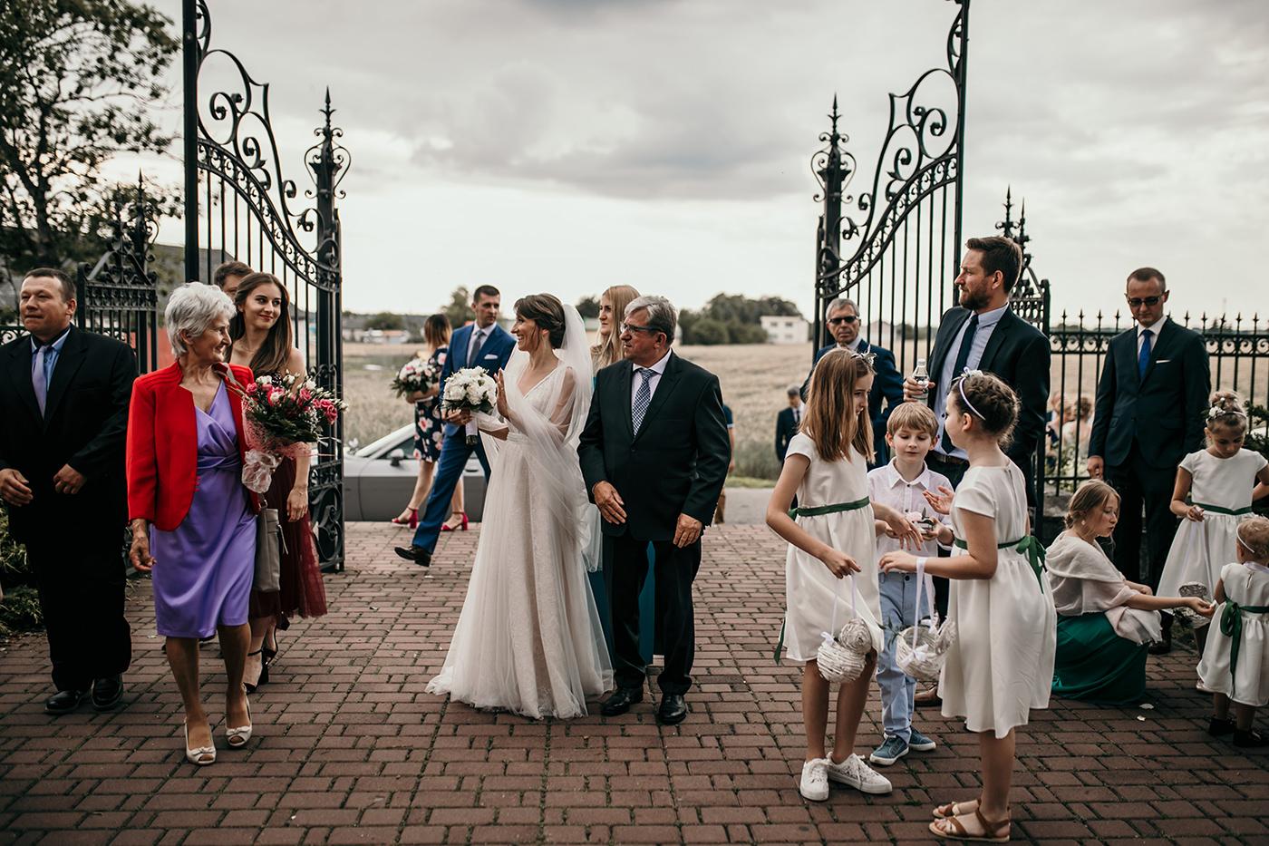 Rustykalne wesele - Magnoliowy Dwór 35