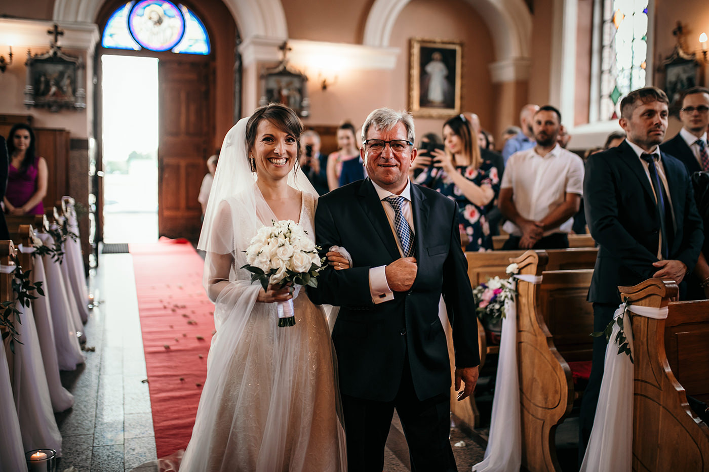 Rustykalne wesele - Magnoliowy Dwór 38