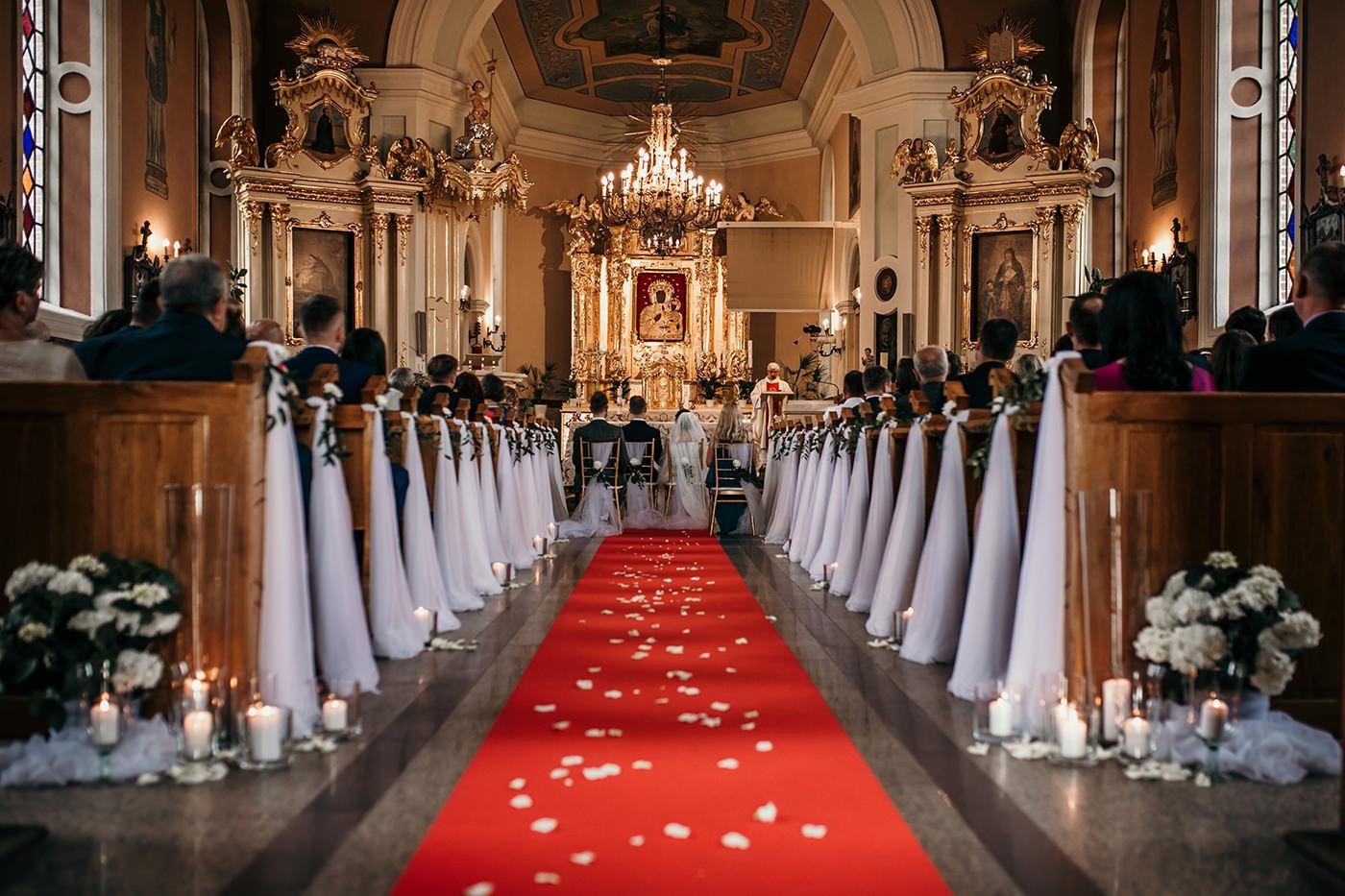 Rustykalne wesele - Magnoliowy Dwór 41