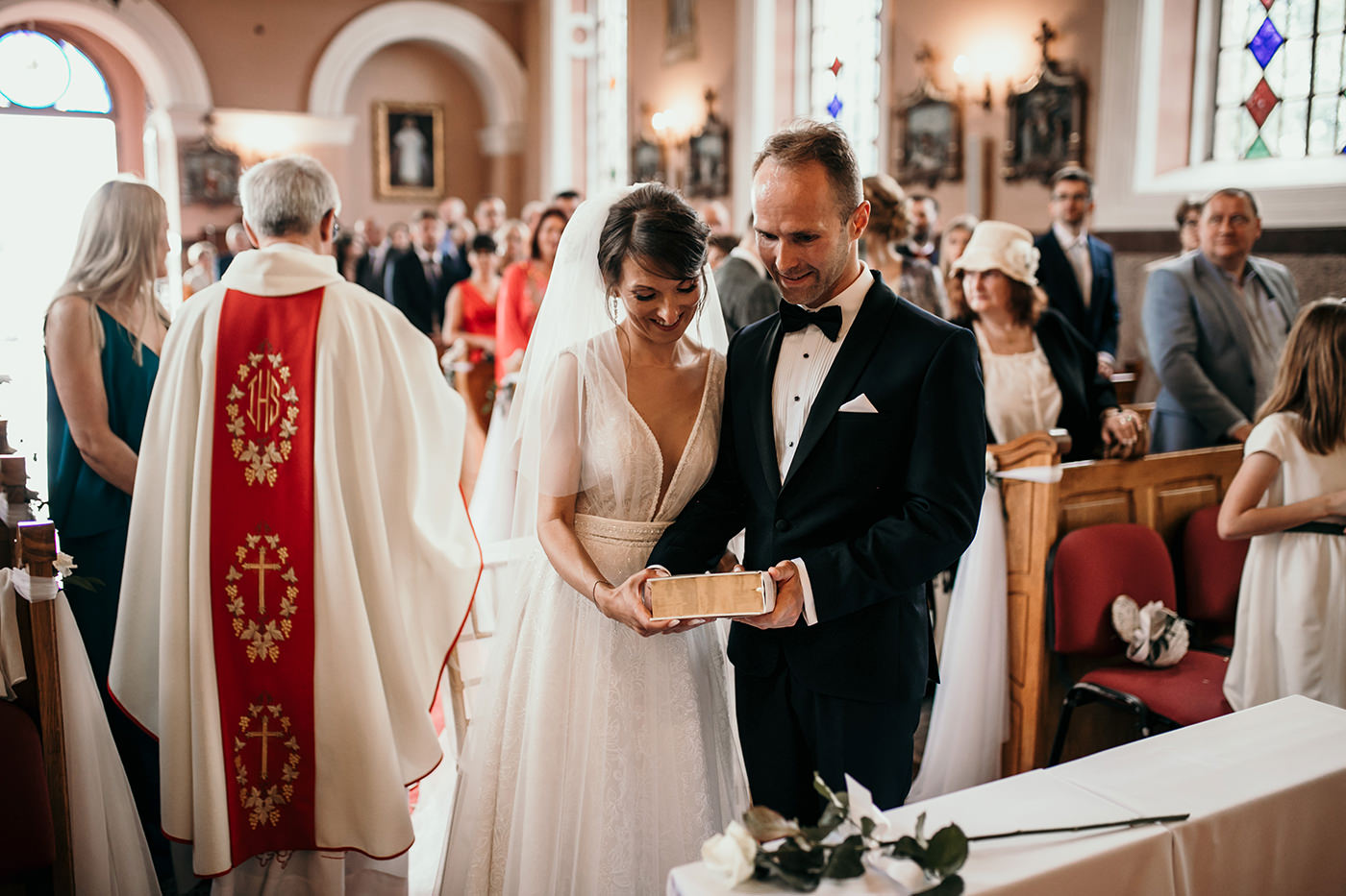 Rustykalne wesele - Magnoliowy Dwór 58
