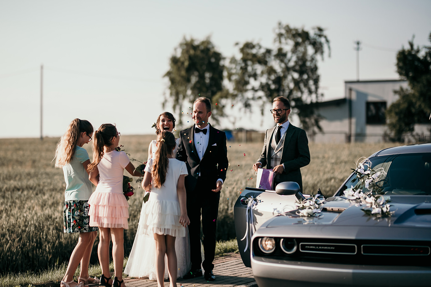 Rustykalne wesele - Magnoliowy Dwór 65