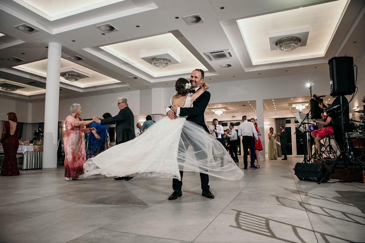 Rustykalne wesele - Magnoliowy Dwór 86
