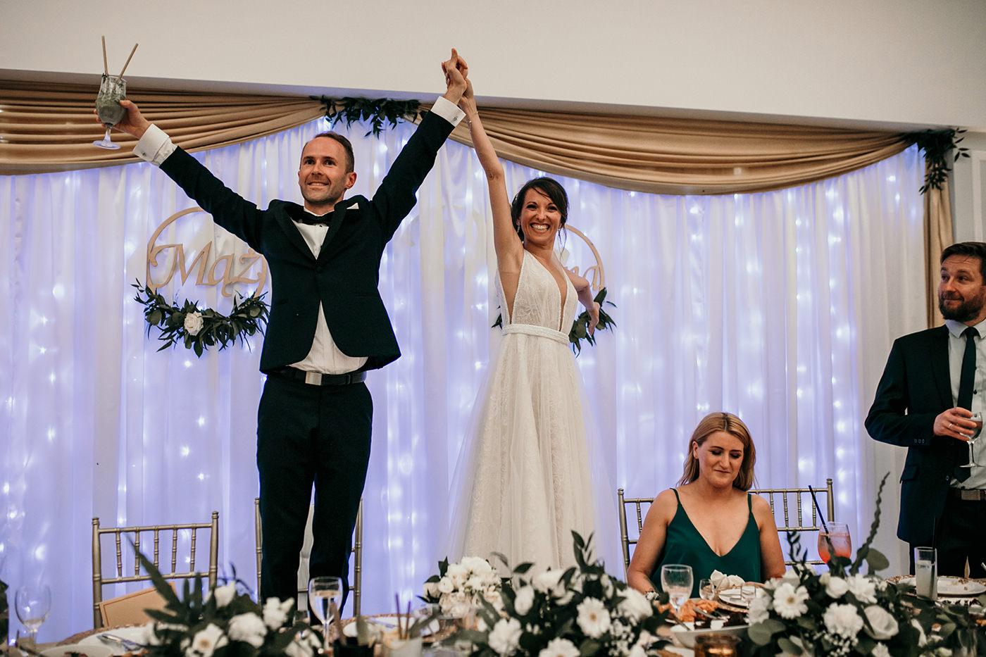 Rustykalne wesele - Magnoliowy Dwór 88