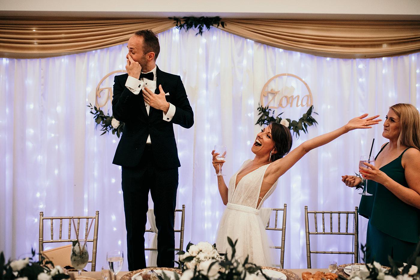 Rustykalne wesele - Magnoliowy Dwór 89