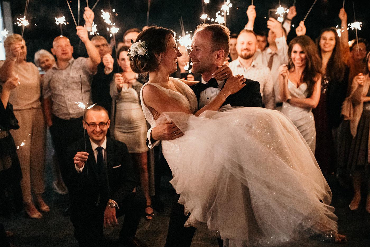 Rustykalne wesele - Magnoliowy Dwór 95