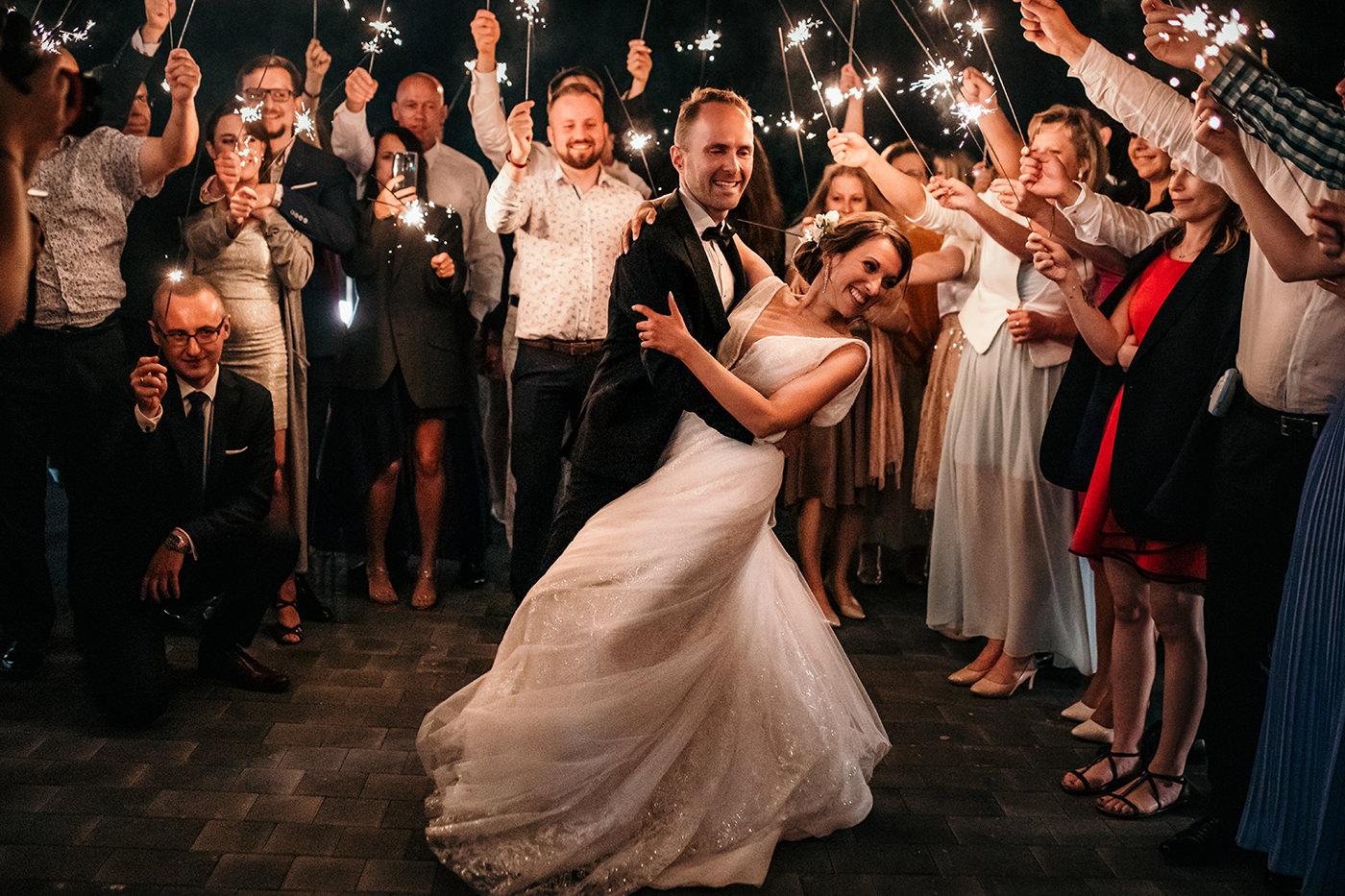 Rustykalne wesele - Magnoliowy Dwór 97